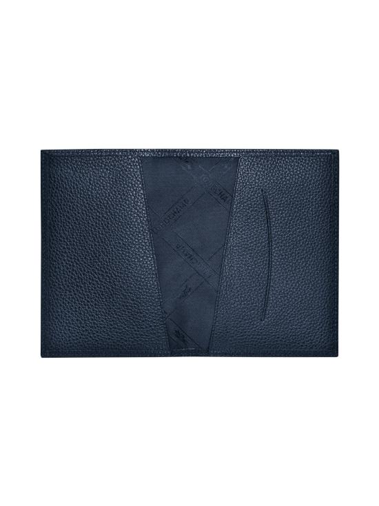 Longchamp - LE FOULONNÉ - PASSPORT COVER - PASSINKUORET - NAVY | Stockmann - photo 2
