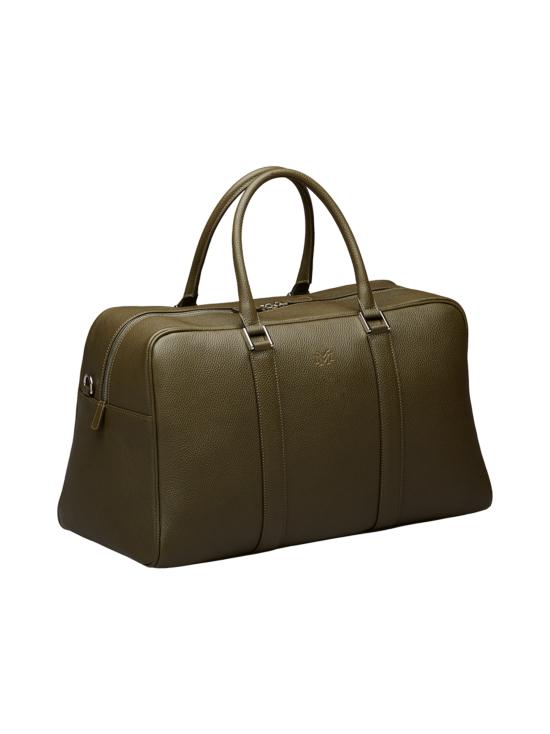 MMV Bags - Varese Overnighter Bag -nahkalaukku - MILITARE GREEN (VIHREÄ) | Stockmann - photo 2
