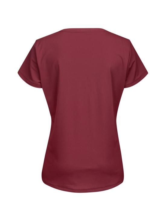 Yvette Valentina T-paita, punainen