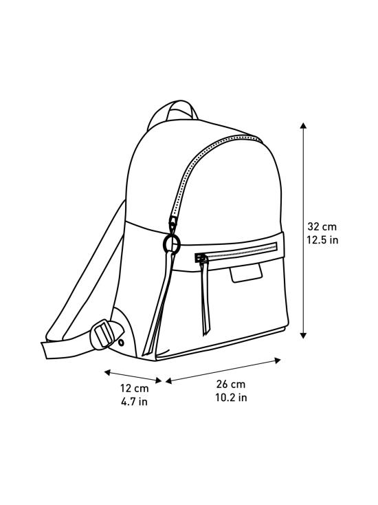 Longchamp - Le Pliage LGP Backpack S - Reppu - BLACK / NAVY | Stockmann - photo 4