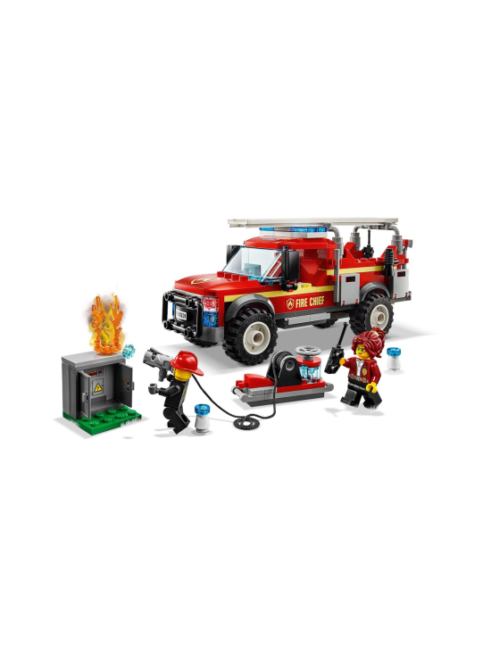 Lego City - LEGO CITY Palopäällikön auto 60231 - null | Stockmann - photo 3