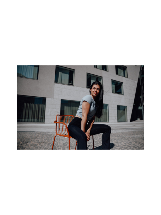 Yvette Evelina T-paita, siniharmaa