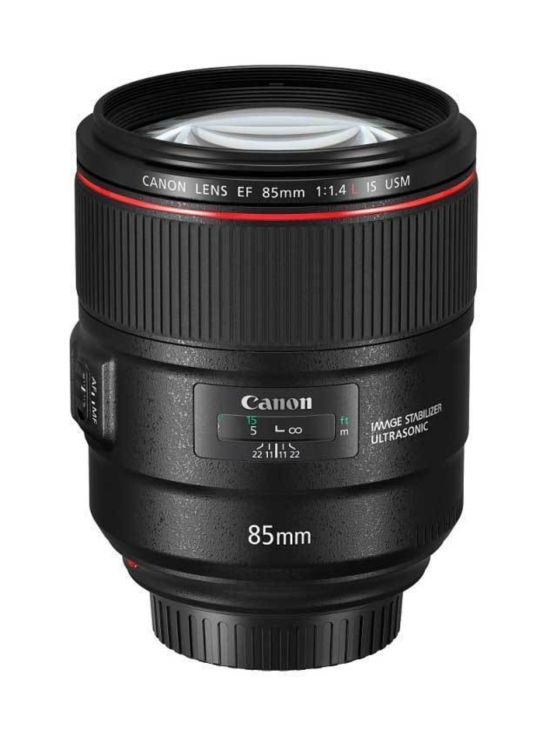 Canon - Canon EF 85mm f/1.4L IS USM - null | Stockmann - photo 1