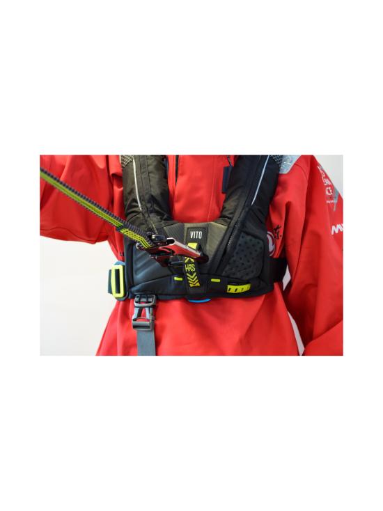 Spinlock - Deckvest Vito Hammar 170N HRS -pelastusliivi - MUSTA | Stockmann - photo 2