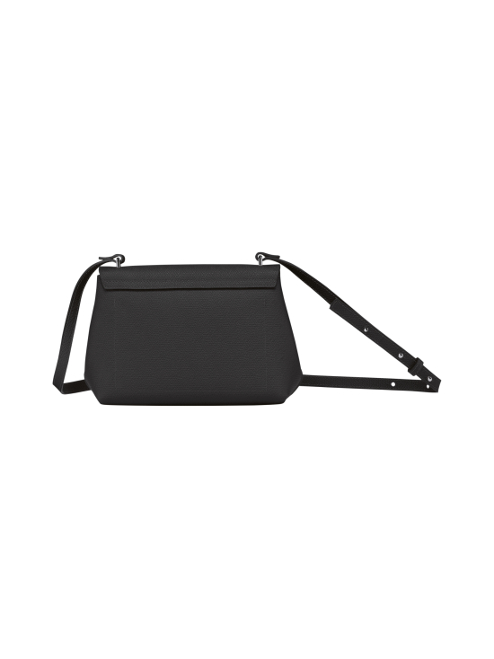 Longchamp - Roseau - Crossbody bag S - Nahkalaukku - BLACK   Stockmann - photo 4