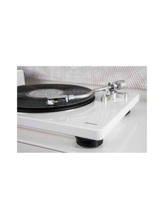 Denon - Denon DP-400 levysoitin, valkoinen | Stockmann - photo 2