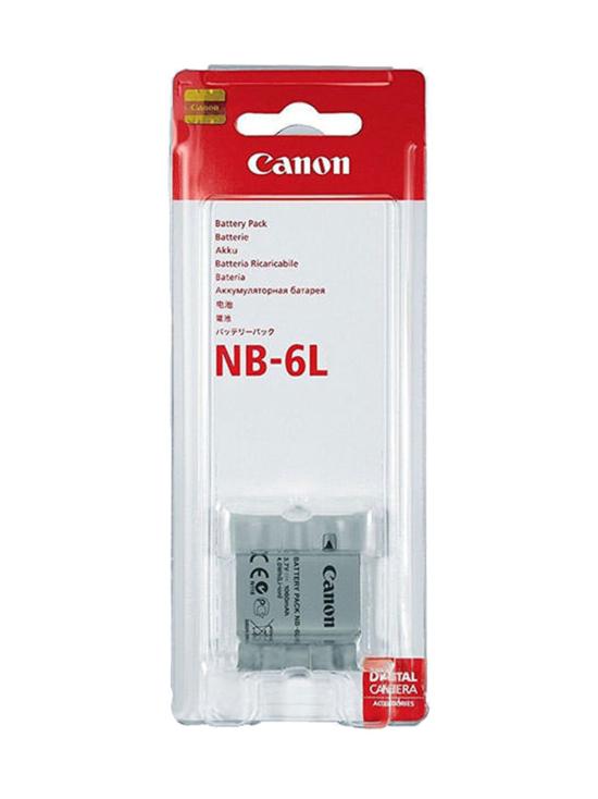 Canon - Canon NB-6L -akku - null | Stockmann - photo 1