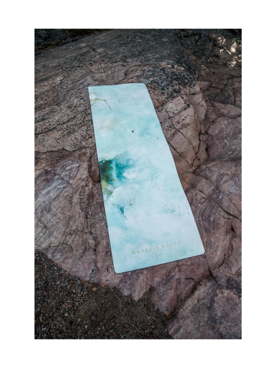 Boskil - When Mother Earth Touched The Storm / EARTH / Yoga mat   Stockmann - photo 3