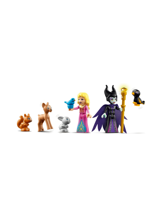 Lego Disney Princess - LEGO DISNEY PRINCESS Ruususen metsämökki 43188 - null | Stockmann - photo 2