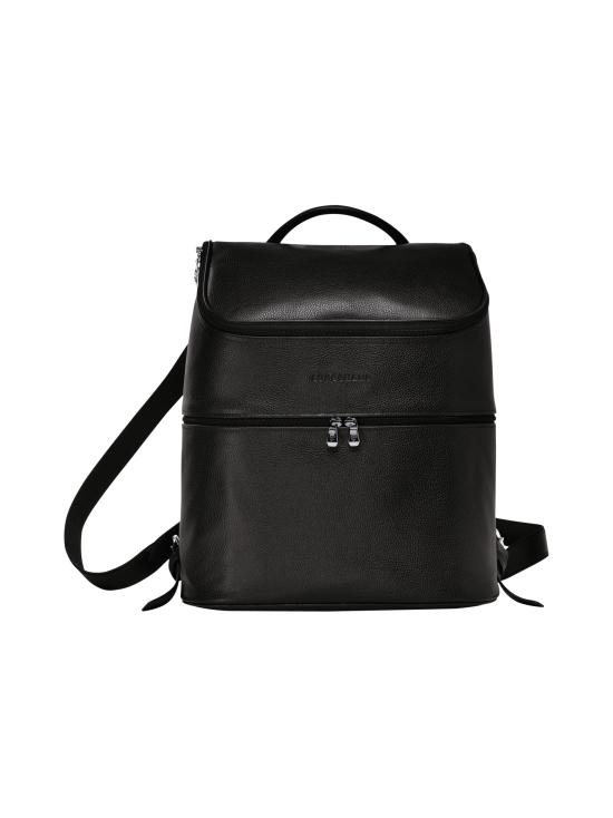Longchamp - Le Foulonné Backpack - Reppu - BLACK | Stockmann - photo 1