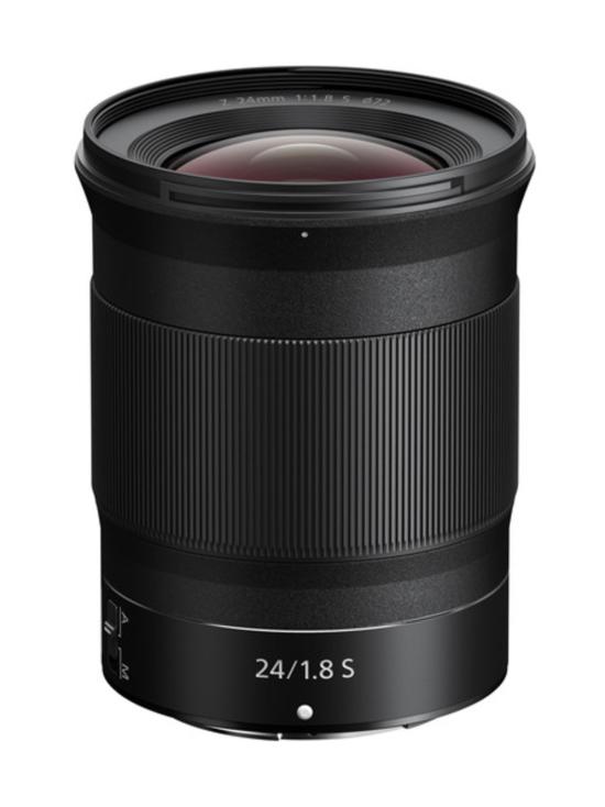 Nikon - Nikon Nikkor Z 24mm f/1.8 S -objektiivi - null   Stockmann - photo 1
