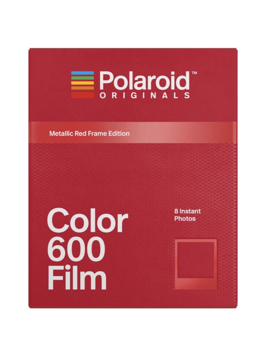 Polaroid Originals - Polaroid Originals 600 Color pikafilmi (Metallic Red Frame Edition) - null   Stockmann - photo 2