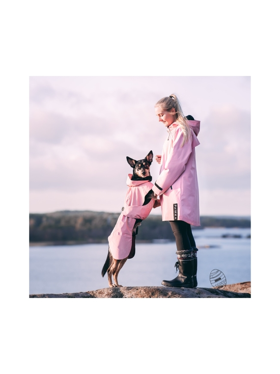 PAIKKA - Visibility Raincoat Lite Pink for Dogs - 4 | Stockmann - photo 8