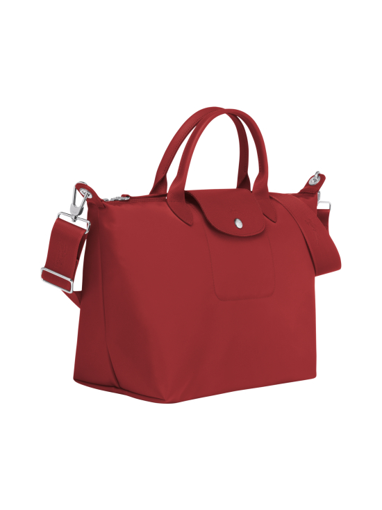 Longchamp - Le Pliage Néo Top handle bag M -Laukku - RED | Stockmann - photo 2