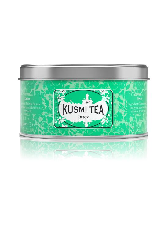 Kusmi Tea - Detox Hyvinvointi-irtotee 125g   Stockmann - photo 1