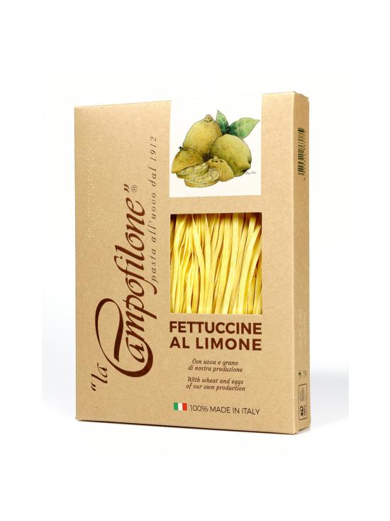 La Campofilone - Sitruunapasta Fettuccine Campofilone 250 g - null   Stockmann - photo 1