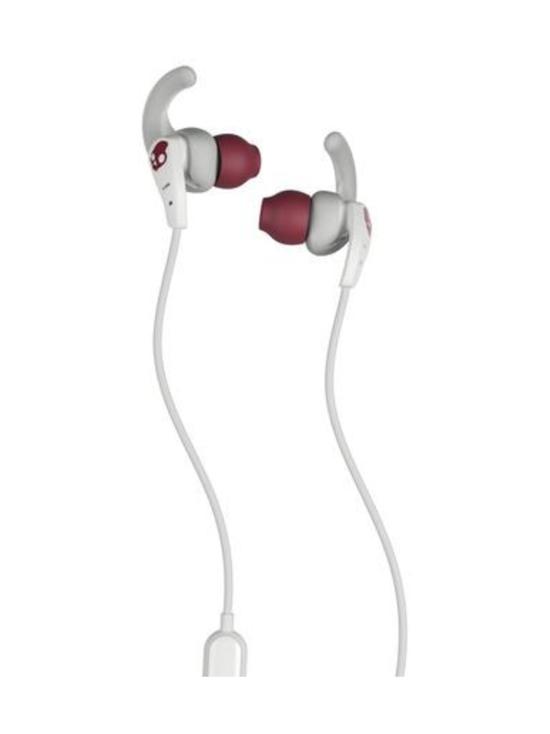 Skullcandy - Set Sport -kuulokkeet - White/Crimson - 1   Stockmann - photo 1
