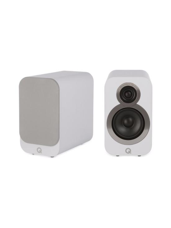 Q Acoustics - Q Acoustics Q3010i hyllykaiutin, valkoinen - null | Stockmann - photo 1