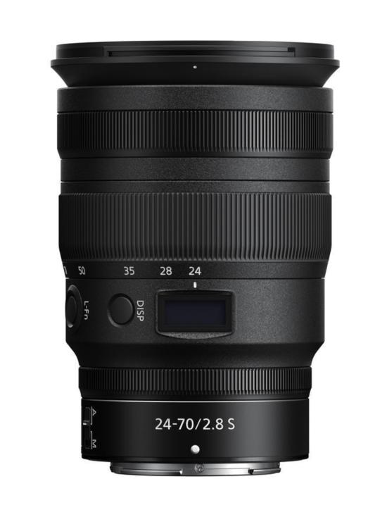 Nikon - Nikon Nikkor Z 24-70mm f/2.8 S -objektiivi - null | Stockmann - photo 2