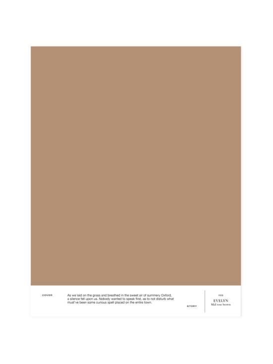Cover Story - Sävymalli 022 EVELYN - mid rose-brown   Stockmann - photo 1