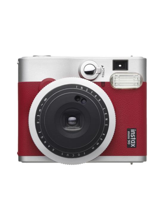 Fujifilm - Fujifilm Instax Mini 90 Neo Classic pikakamera - Punainen - null | Stockmann - photo 1