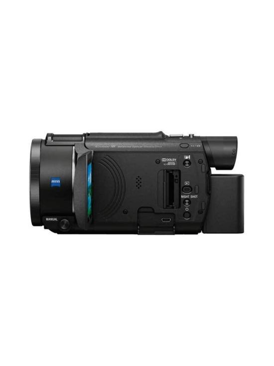 Sony - Sony FDR-AX53 4K Handycam   Stockmann - photo 2