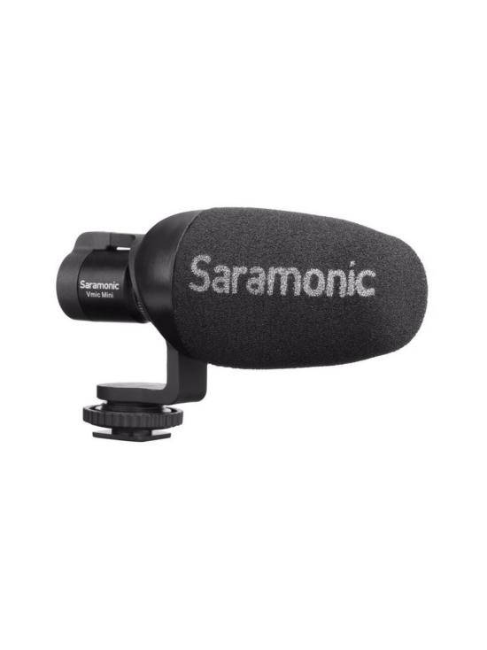 Saramonic - Saramonic Vmic Mini mikrofoni kameroille ja älypuhelimille   Stockmann - photo 5