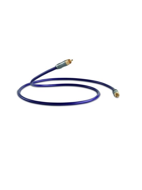 QED - QED Performance Digital Audio Coax, 3m | Stockmann - photo 1