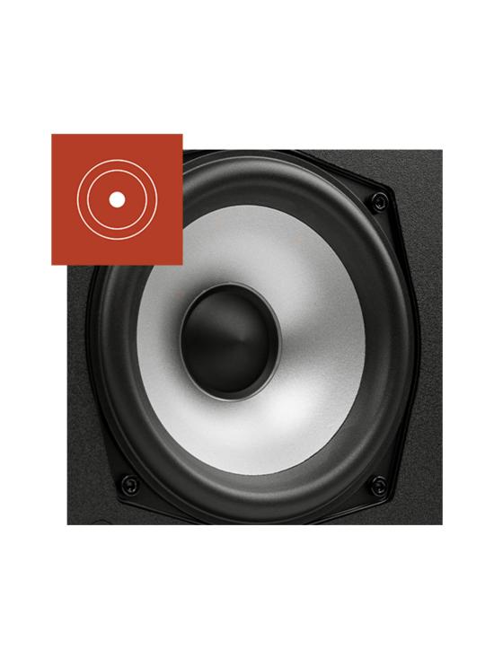 Polk Audio - Polk Audio MXT30C keskikaiutin, musta | Stockmann - photo 8