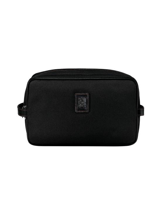 Longchamp - Boxford - Toiletry Case - Toilettilaukku - BLACK | Stockmann - photo 1