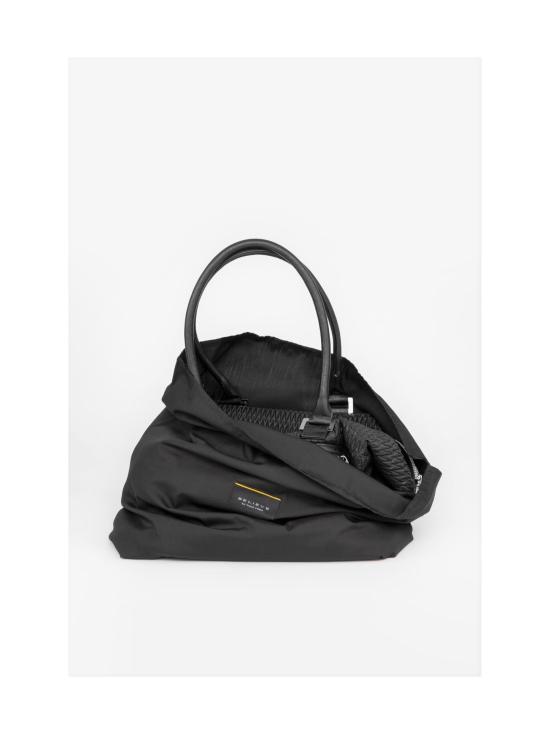 BELIEVE by tuula rossi - SMART BAG Black Stretch Tikkikangas Käsilaukku - BLACK, MUSTA | Stockmann - photo 7