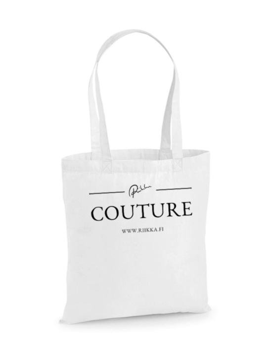 Riikka Couture - Riikka Couture Kangaskassi - VALKOINEN   Stockmann - photo 1
