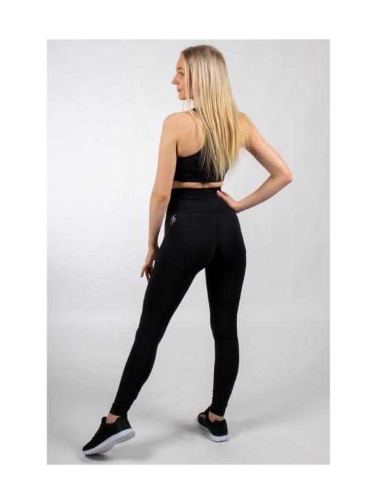 Biancaneve - B Lean -leggingssit - MUSTA | Stockmann - photo 3
