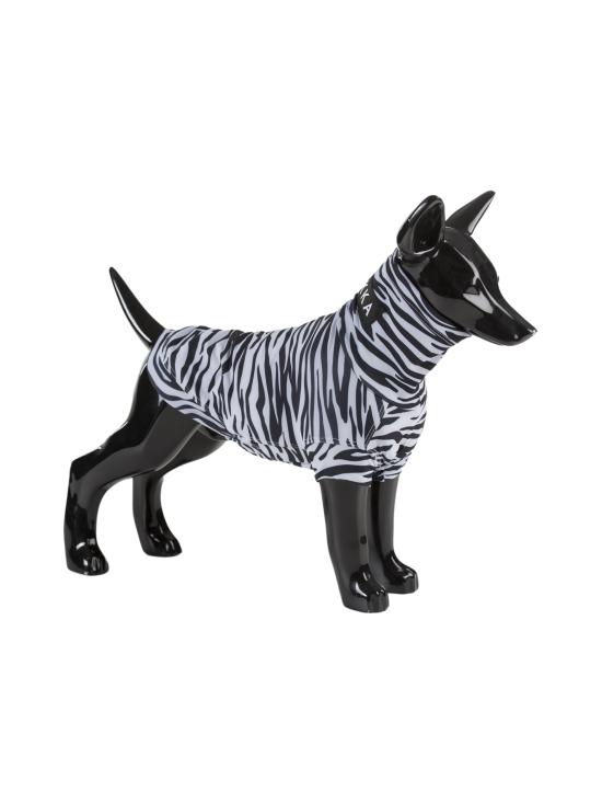 PAIKKA - UV & Bug Shirt - Repeltec for Dogs - ZEBRA   Stockmann - photo 1