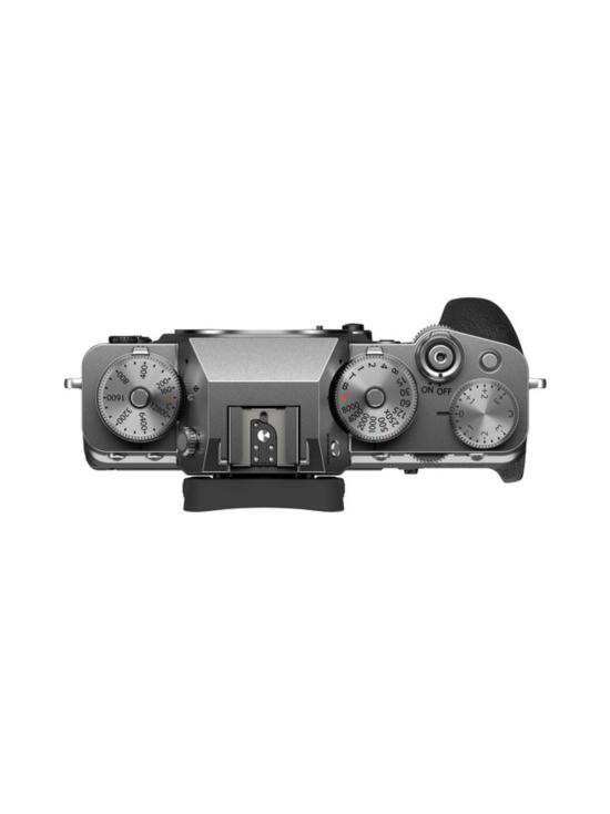 Fujifilm - Fujifilm X-T4 runko - hopea + 200e Cashback | Stockmann - photo 3
