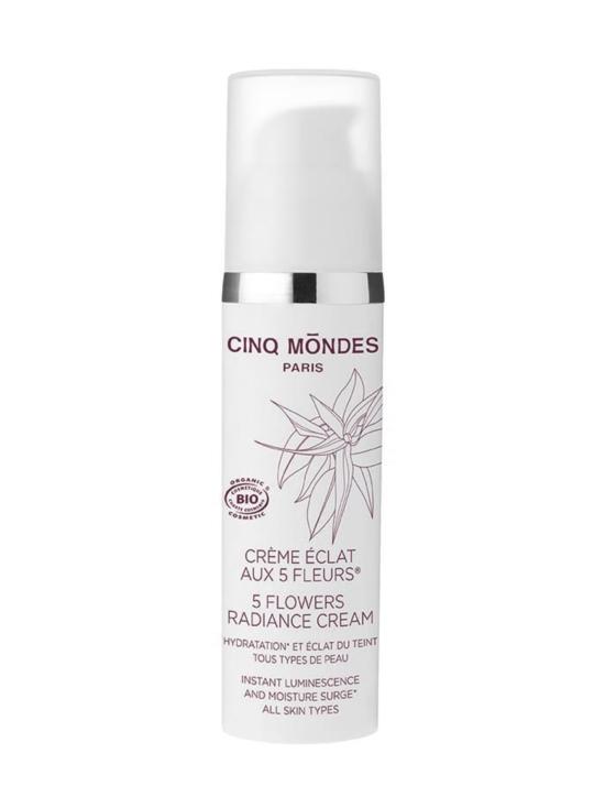 Cinq Mondes - Five Flowers Radiance Cream (50 ml) | Stockmann - photo 1