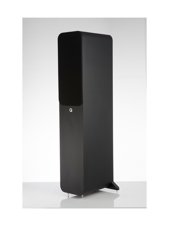 Q Acoustics - Q Acoustics Q3050i lattiakaiutin, musta   Stockmann - photo 4