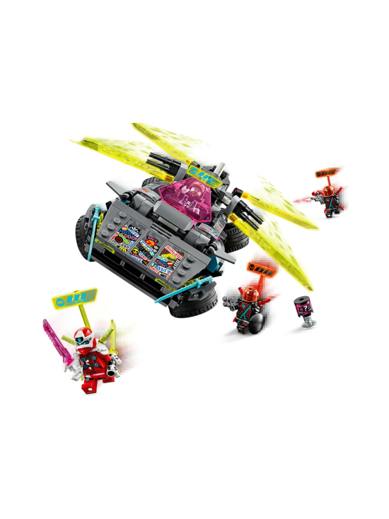 Lego Ninjago - LEGO NINJAGO Ninjojen Viritysauto 71710 - null | Stockmann - photo 2