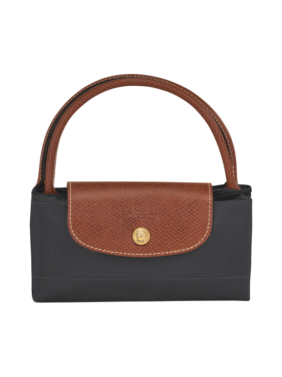 Longchamp - Le Pliage Top Handle S -Laukku - GUN METAL | Stockmann - photo 4
