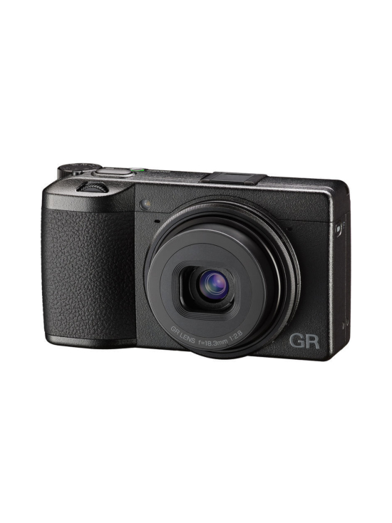 Pentax - Ricoh GR III -kamera + Lume Cube 2.0 Single - null | Stockmann - photo 2
