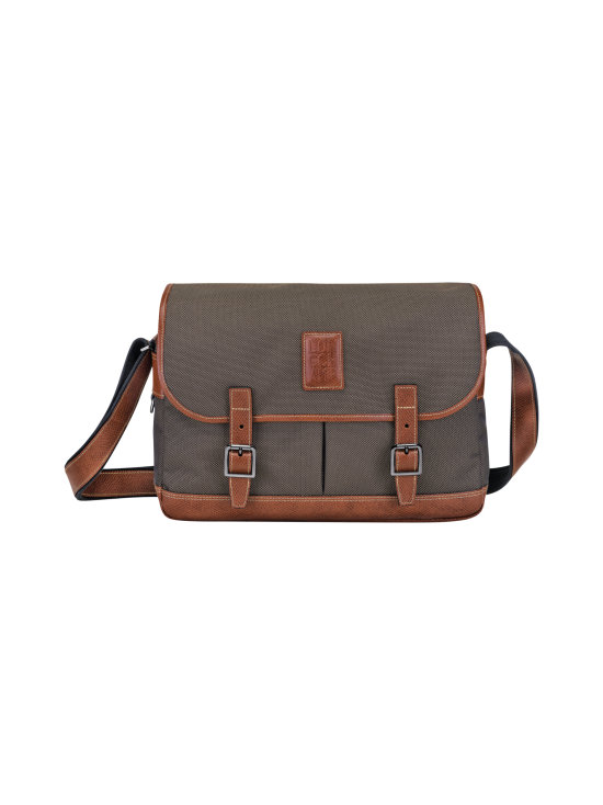 Longchamp - Boxford - Messenger Bag - Olkalaukku - BROWN | Stockmann - photo 1