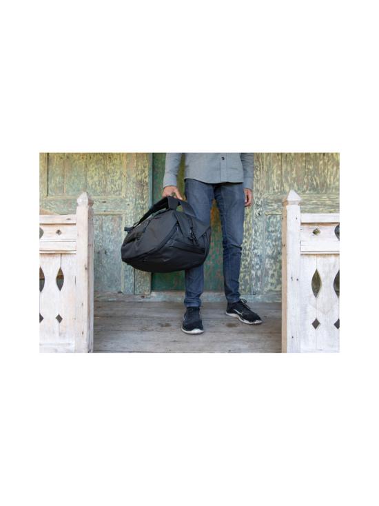 Peak Design - Peak Design Travel Duffelpack 65L laukku - Musta | Stockmann - photo 5