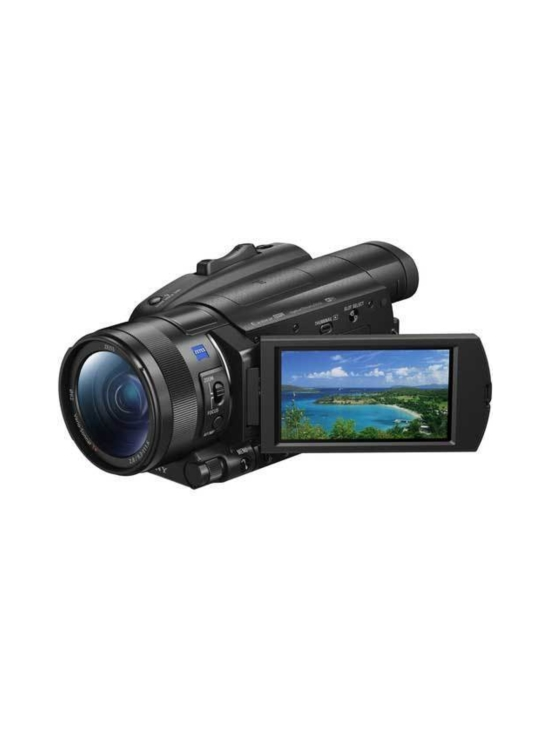 Sony - Sony FDR-AX700 4K HDR   Stockmann - photo 1