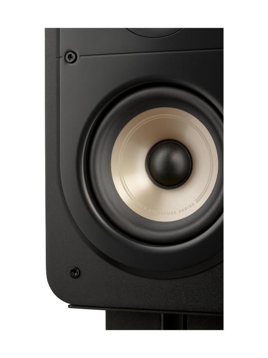 Polk Audio - Polk Audio Signature Elite S15 hyllykaiutinpari, musta | Stockmann - photo 7