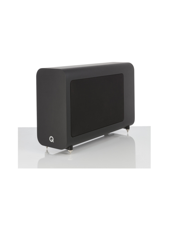 Q Acoustics - Q Acoustics Q3060S aktiivisubwoofer, musta | Stockmann - photo 1