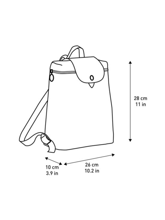 Longchamp - Le Pliage Backpack -Reppu - DESERT | Stockmann - photo 5