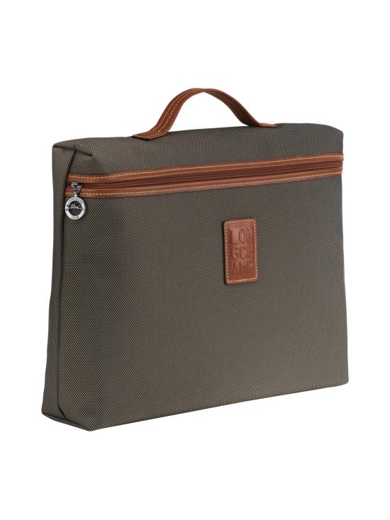 Longchamp - BOXFORD - DOCUMENT HOLDER S - SALKKU - BROWN | Stockmann - photo 2