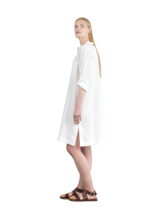 LILLE - Kukka Shirt Dress White - WHITE   Stockmann - photo 3