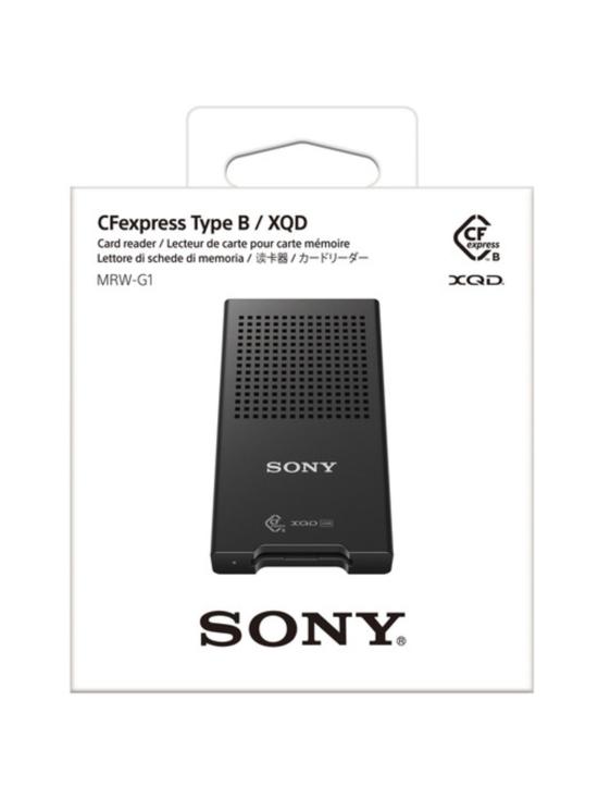 Sony - Sony MRW-G1 CFexpress  / XQD muistikortinlukija | Stockmann - photo 2