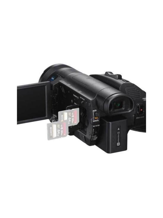 Sony - Sony FDR-AX700 4K HDR   Stockmann - photo 7